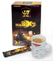 Растворимый кофе G7 coffee 3 in 1 GU Manh x2