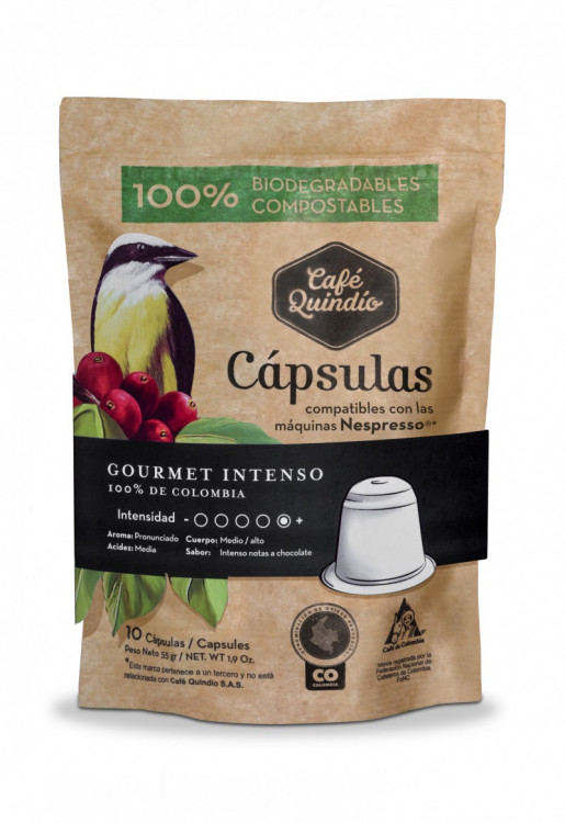 Cafe Quindio Gourmet intenso