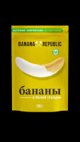 BANANA REPUBLIC БАНАНЫ В БЕЛОЙ ГЛАЗУРИ
